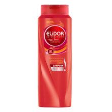 شامپو الیدور قرمز مخصوص موهای رنگ شده حجم 550 میلی لیتر