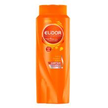 شامپو الیدور نارنجی ترکیه مخصوص موهای آسیب دیده حجم 550 میل