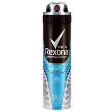 اسپری ضد تعریق مردانه 48 ساعته 150 میل Xtra cool dry رکسونا