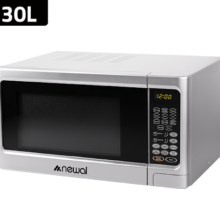 مایکروویو دیجیتالی 30 لیتری نوال مدل MWO-266