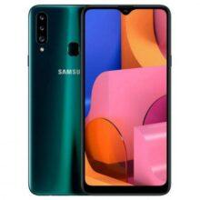 موبایل سامسونگ مدل Galaxy A20s ظرفیت 32/3 گیگابایت