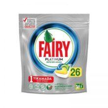 قرص ماشین ظرفشویی 26 تایی فیری مدل Fairy Platinum