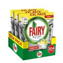 قرص ماشین ظرفشویی فیری (Fairy) پلاتینیوم 68 عددی