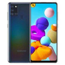 موبایل سامسونگ مدل Galaxy A21s، ظرفیت 4+64 گیگابایت، دو سیمکارت