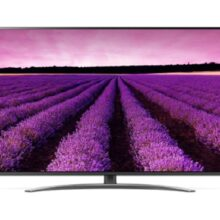 تلویزیون 65 اینچ 4K ال جی مدل SM-8100