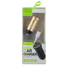 شارژر فندکی فست شارژ باوین مدل PC362