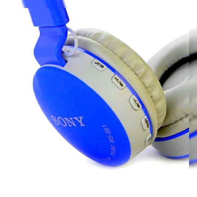 هدفون بی سیم سونی مدل Sony MS-881F