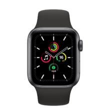 اپل واچ سری SE نسخه 40 میلی متری مشکی