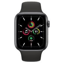 اپل واچ سری SE نسخه 44 میلی متری مشکی