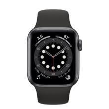 اپل واچ سری 6 نسخه 40 میلی متری مشکی
