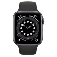 اپل واچ سری 6 نسخه 44 میلی متری مشکی