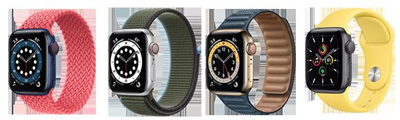 طراحی اپل واچ سری 6 نسخه 40 میلیمتری
