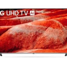 تلویزیون 55 اینچ 4K ال جی مدل UN8060