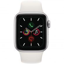 ساعت مچی هوشمند اپل واچ سری ۵ ۴۰ میلیمتر با بند اسپرت صورتی
