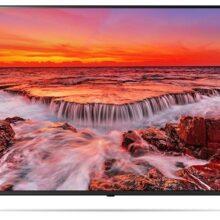 تلویزیون 55 اینچ و 4K ال جی مدل 55NANO80