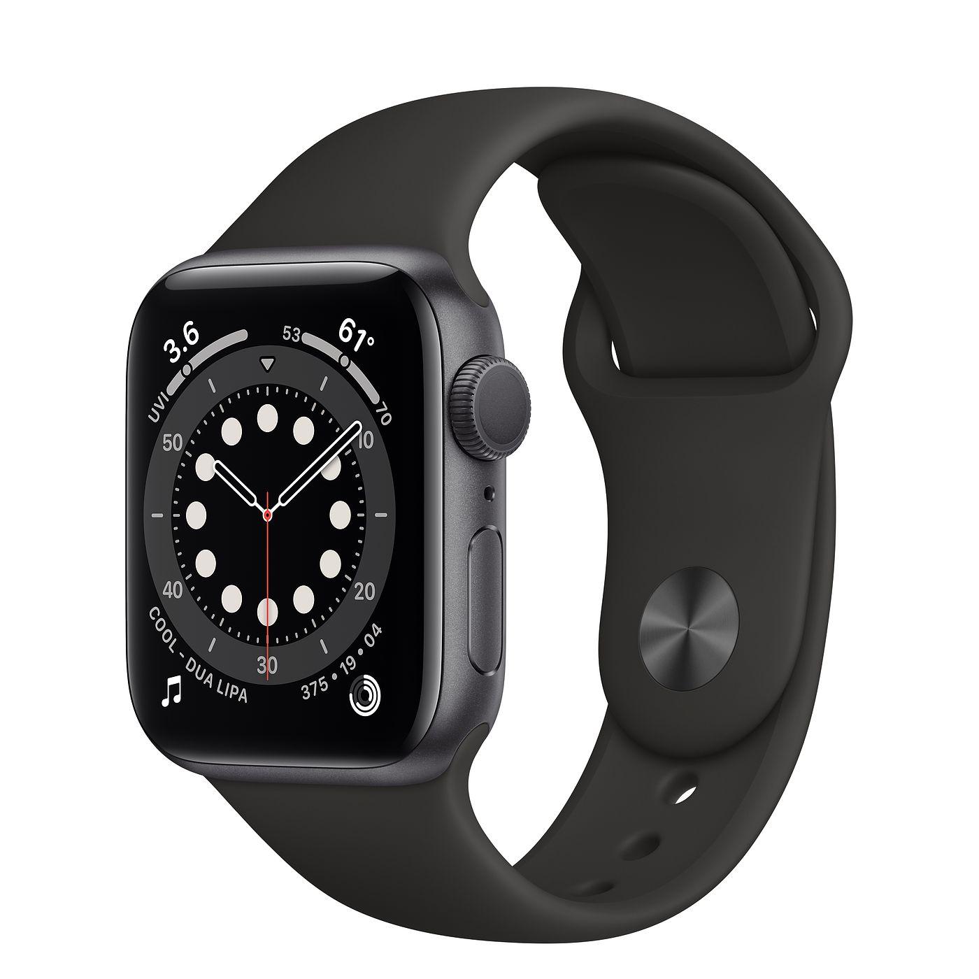 ساعت هوشمند اپل واچ سری 6 نسخه 40 میلی متری