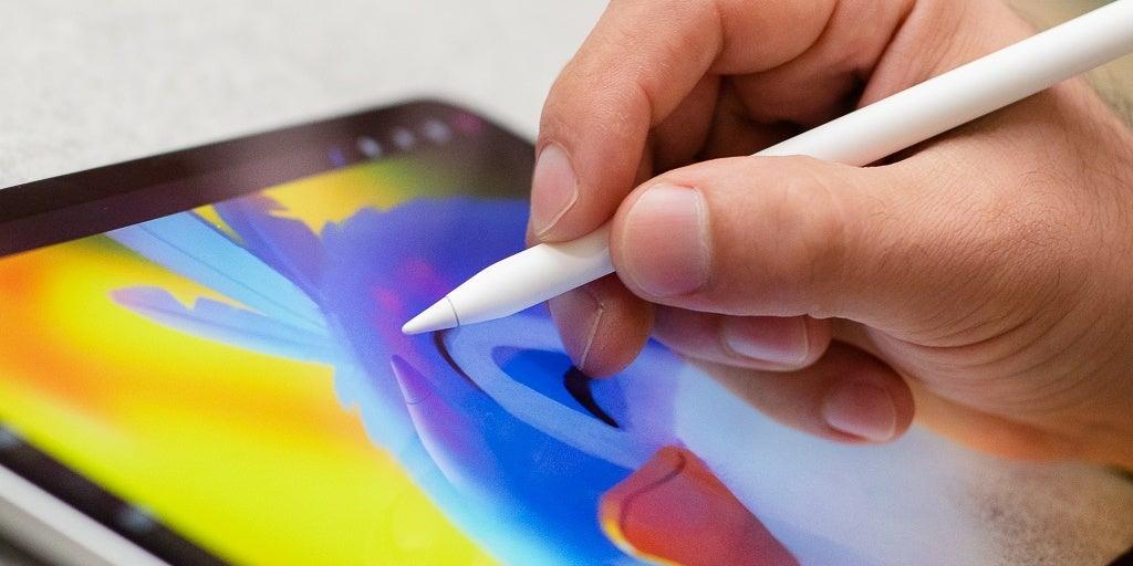 قلم لمسی اپل نسل اول