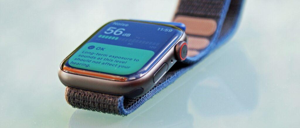 قابلیت های حسگری ساعت هوشمند اپل واچ نسخه 44 میلی متری سری SE