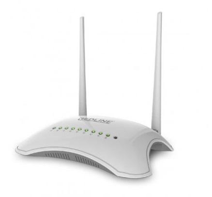 مودم ADSL ردلاین مدل RL-WMR2300 دو آنتن