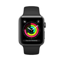 اپل واچ سری 3 نسخه 38 میلی متری مشکی
