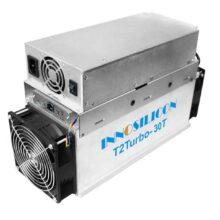 دستگاه ماینر استوک Innosilicon T2T z 30Th/s