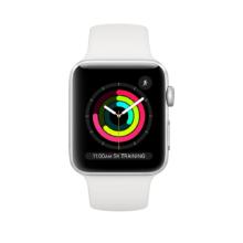 اپل واچ سری 3 نسخه 38 میلی متری نقره ای