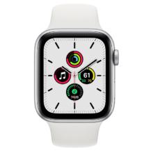 اپل واچ سری SE نسخه 44 میلی متری نقره ای
