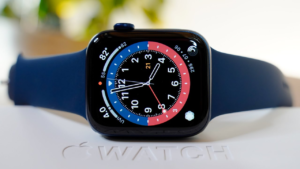 صفحه نمایش اپل واچ سری 6 نسخه 40 میلیمتری
