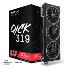 کارت گرافیک ایکس اف ایکس مدل XFX QICK 319 AMD Radeon RX 6800
