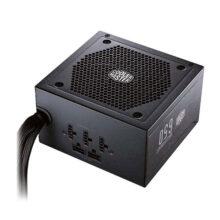 منبع تغذیه کامپیوتر کولر مستر مدل MWE 650 White