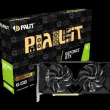 کارت گرافیک پلیت مدل PALiT GeForce GTX 1660 SUPER GP 6GB