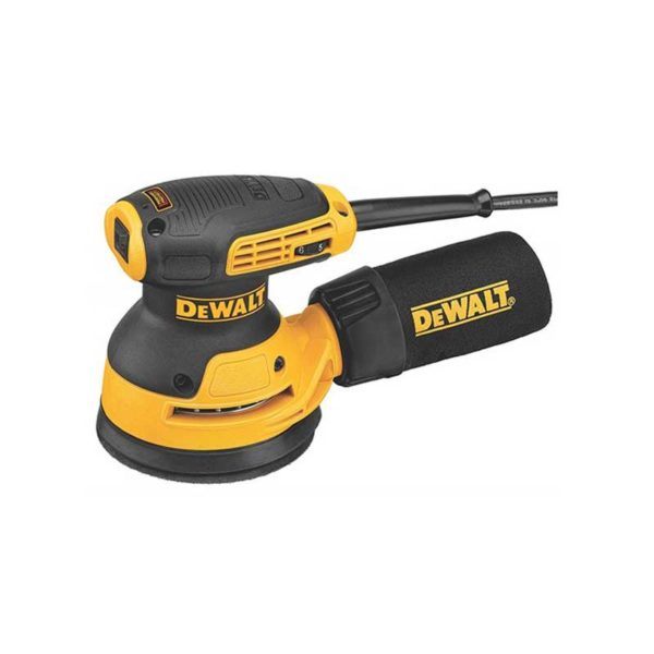 Dewalt round vibrating sanding model DWE6423