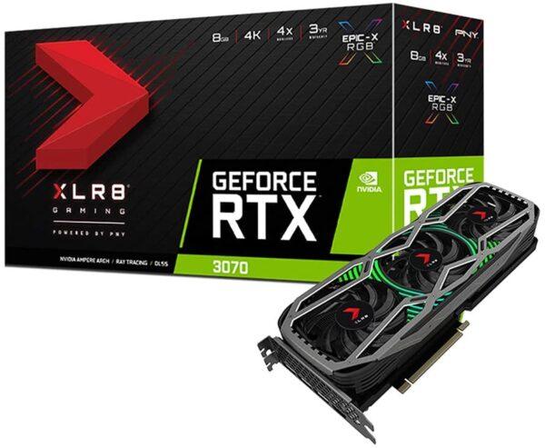 PNY GeForce RTX 3070 8GB XLR8 Gaming