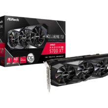 کارت گرافیک ارزآک مدل ASRock AMD Radeon RX 5700 XT