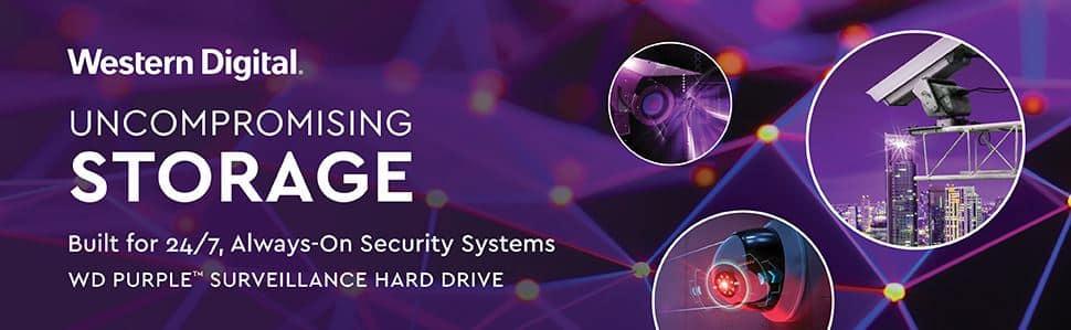 نقد و بررسی تخصصی هارددیسک اینترنال وسترن دیجیتال 8 ترابایت مدل Purple WD82PURZ