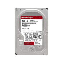 هارد دیسک اینترنال وسترن دیجیتال ظرفیت 8 ترابایت مدل Red WD80EFBX