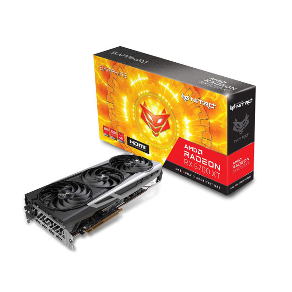 SAPPHIRE NITRO+ AMD RADEON RX 6700 XT