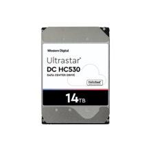 هارد اینترنال وسترن دیجیتال ظرفیت 14 ترابایت مدل Ultrastar DC HC530