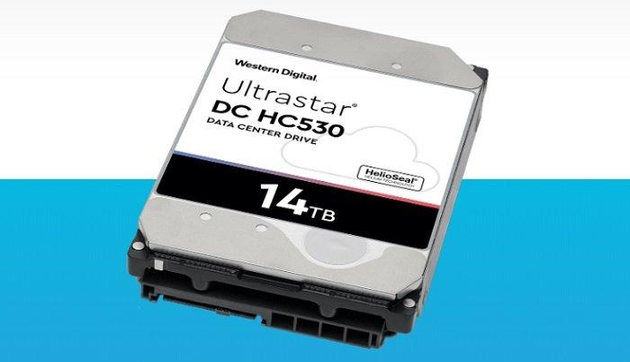 نقد و بررسی و مشخصات هارد اینترنال وسترن دیجیتال ظرفیت 14 ترابایت مدل Ultrastar DC HC530