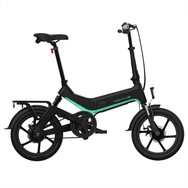 نقد و بررسی تخصصی دوچرخه برقی نکسوس مدل NAKXUS 16KF1