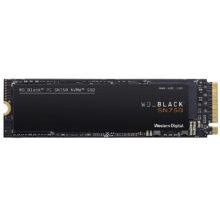 حافظه SSD وسترن دیجیتال ظرفیت 1 ترابایت مدل BLACK SN750 NVME