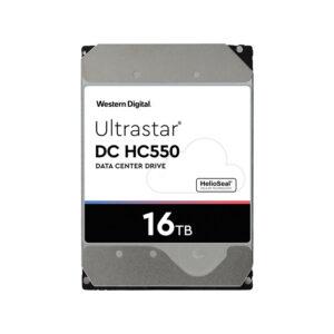 هارددیسک وسترن دیجیتال ظرفیت 16 ترابایت مدل Ultrastar DC HC550