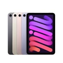 تبلت اپل مدل iPad Mini 6 (2021)cellular ظرفیت 256 گیگابایت