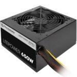 منبع تغذیه کامپیوتر ترمالتیک مدل Litepower 650W