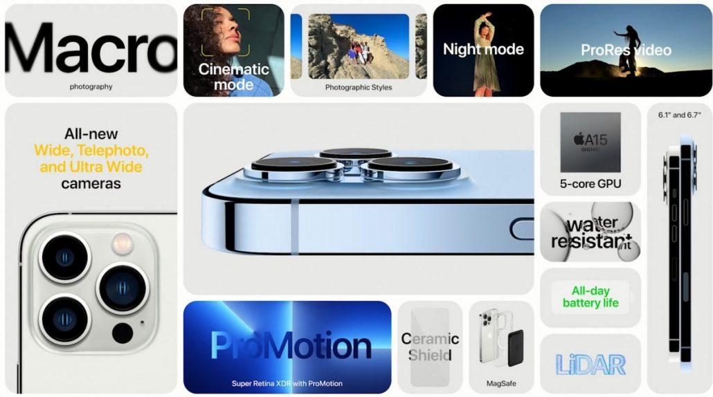 نقد و بررسی تخصصی و قیمت موبایل اپل آیفون 13 پرو 1 ترابایت دو سیمکارت. خرید iphone 13 pro 1tb
