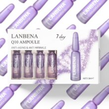 پک ویال ویتامین c مراقبت از پوست 7 روزه لانبنا LANBENA